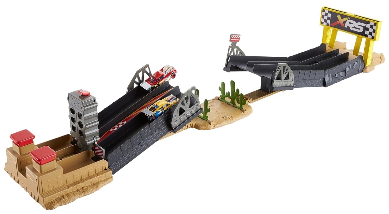 Игровой набор Mattel Cars Drag Racing GFM09