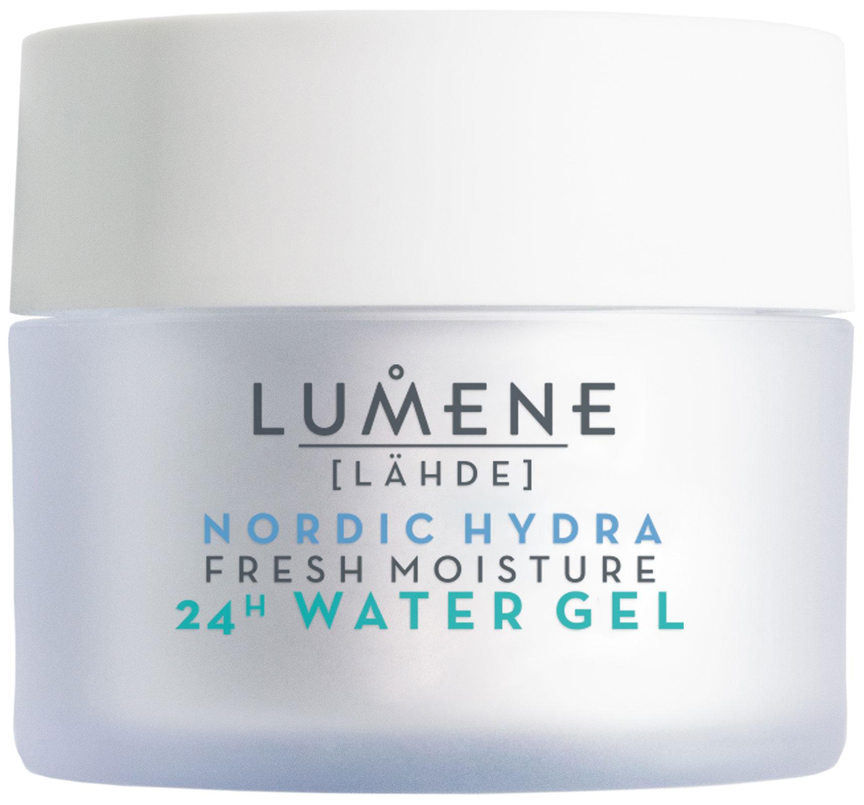 Купить Гель для лица Lumene Nordic Hydra Fresh Moisture 24h 50 мл