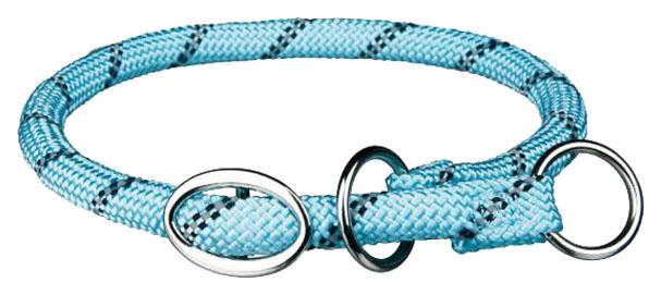 Ошейник для собак TRIXIE Sporty Rope L-XL 55 см диаметр 13 мм синий 14629