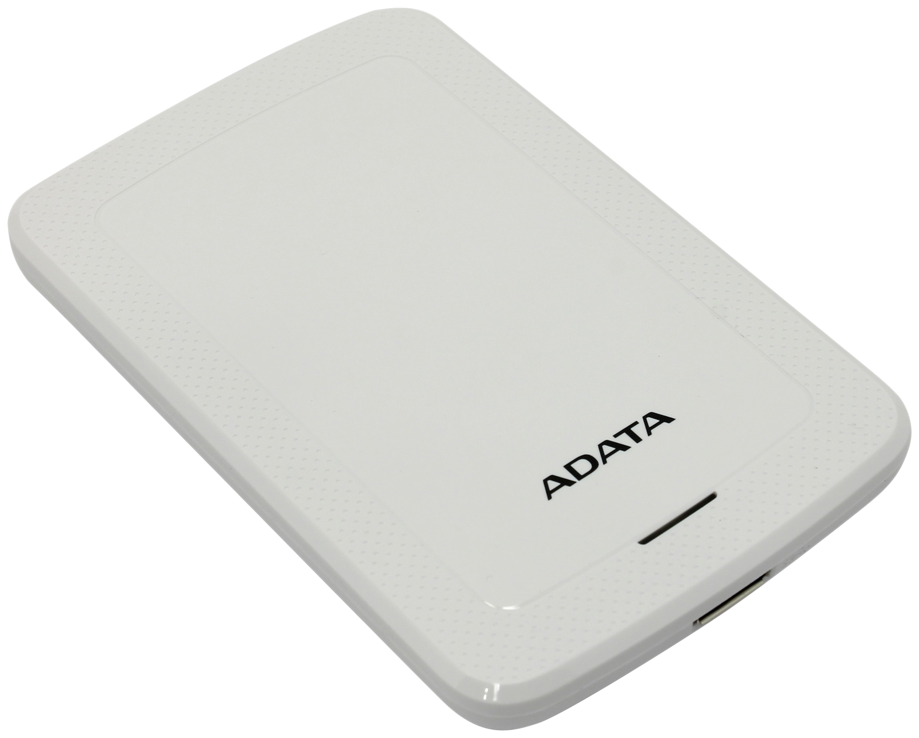 Внешний диск HDD ADATA 2TB White (AHV300