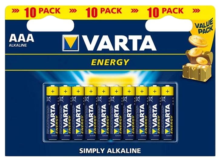 VARTA LR03-10BL
