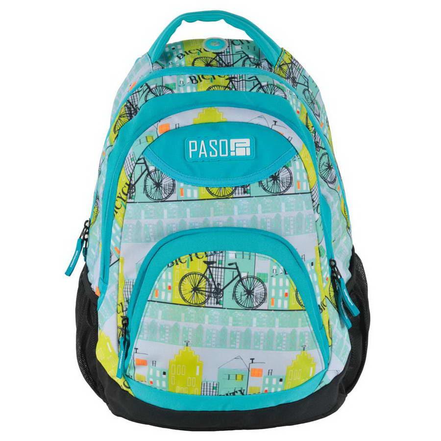 Рюкзак детский PASO Student bicycle city
