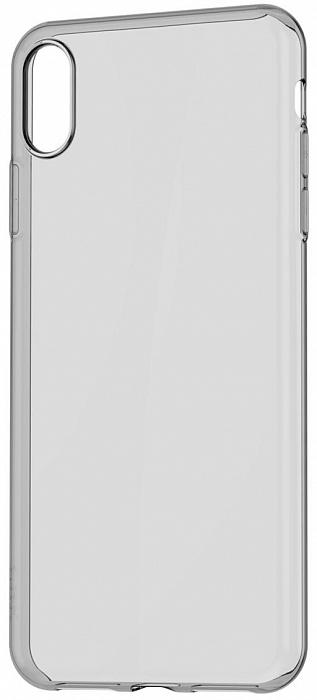 Чехол Baseus Simplicity Series (ARAPIPH58-B01) для Apple iPhone X/Xs (Transparent Black)