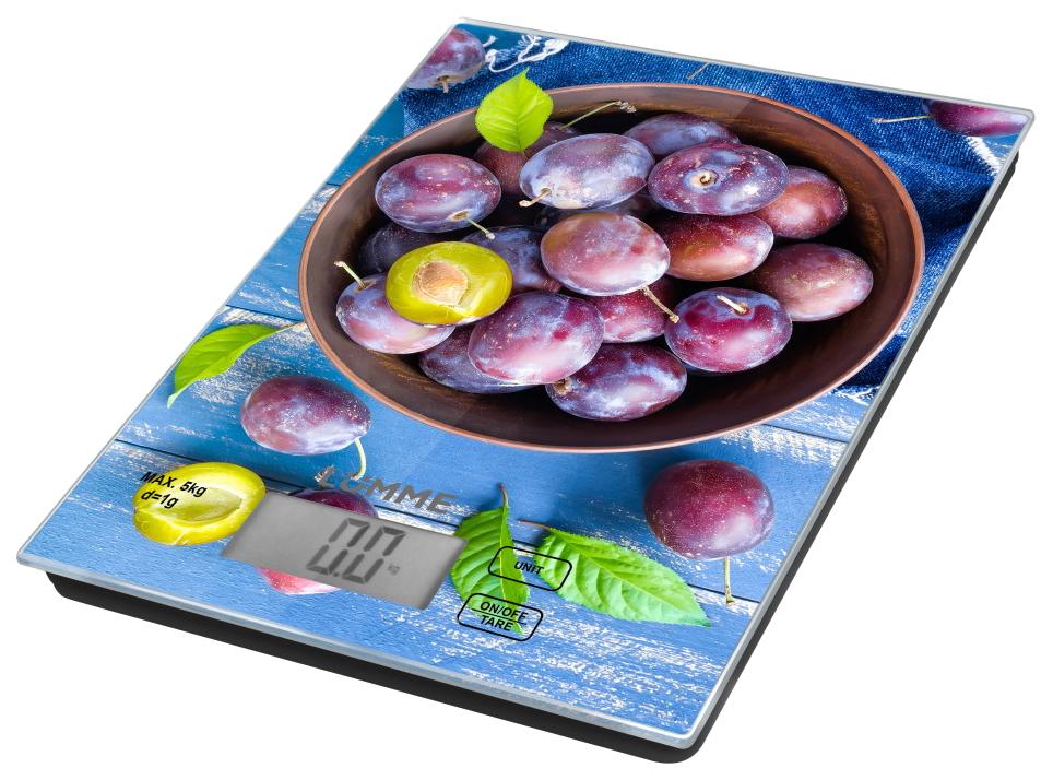 Весы кухонные LUMME LU 1342 Blue