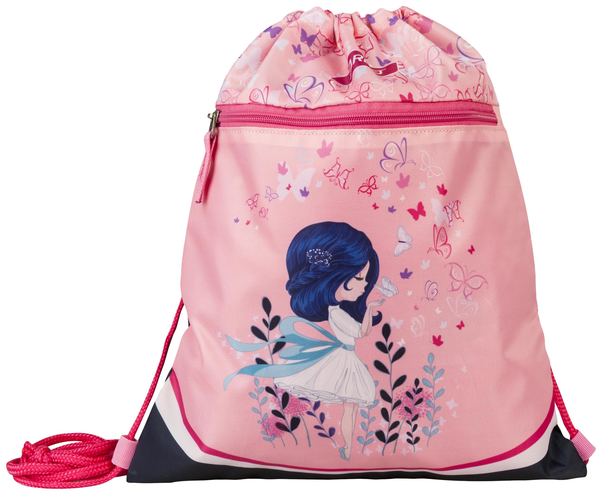 Мешок Target для детской сменной обуви Девочка
