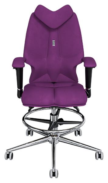 Детское кресло Kulik System Fly, антара, Лиловый