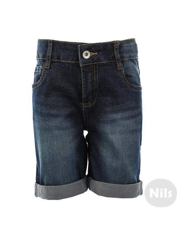 2029005978785, Джинсовые шорты INCITY KIDS темно-синий р.98, Детские брюки и шорты  - купить со скидкой