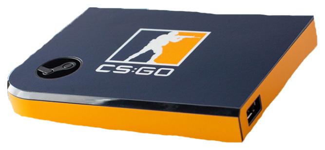 Накладка Steam Link Valve Синий, оранжевый