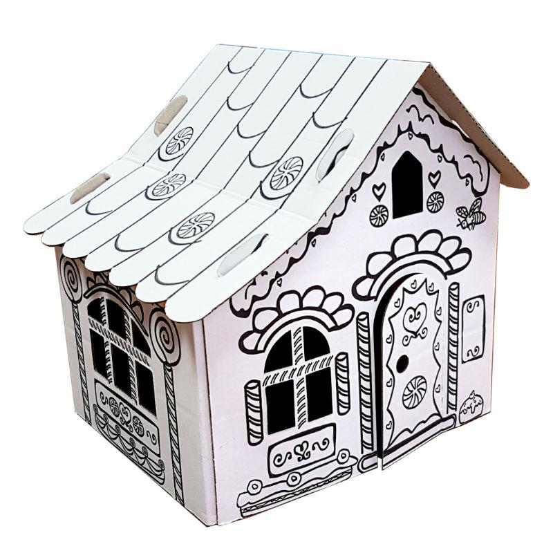 Набор для детского творчества Пряничный домик