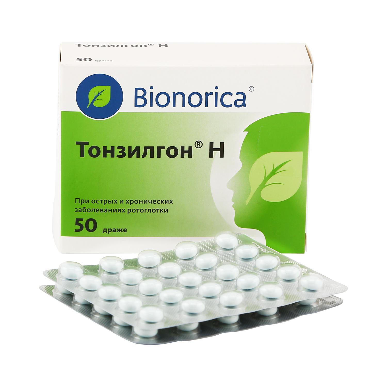 Тонзилгон Н таблетки 50 шт.