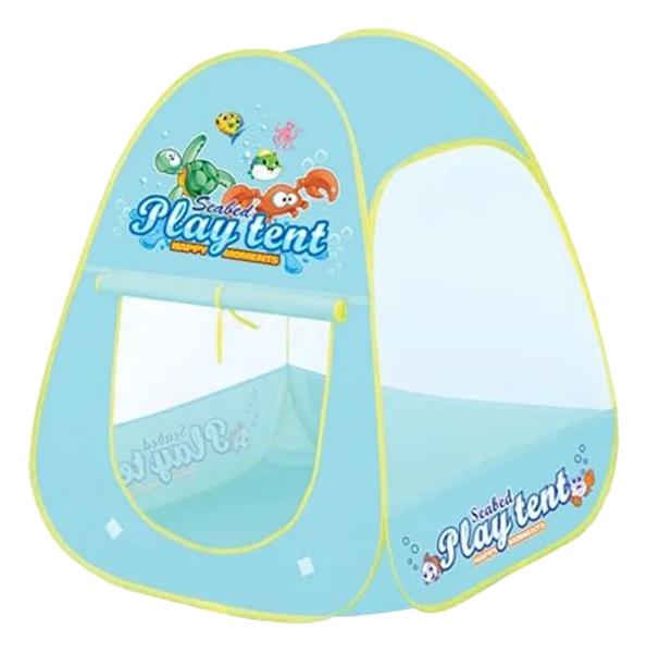 Палатка игровая Наша Игрушка Голубая лагуна