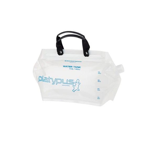 Бурдюк Platypus Water Tank 07035 прозрачный 4 л