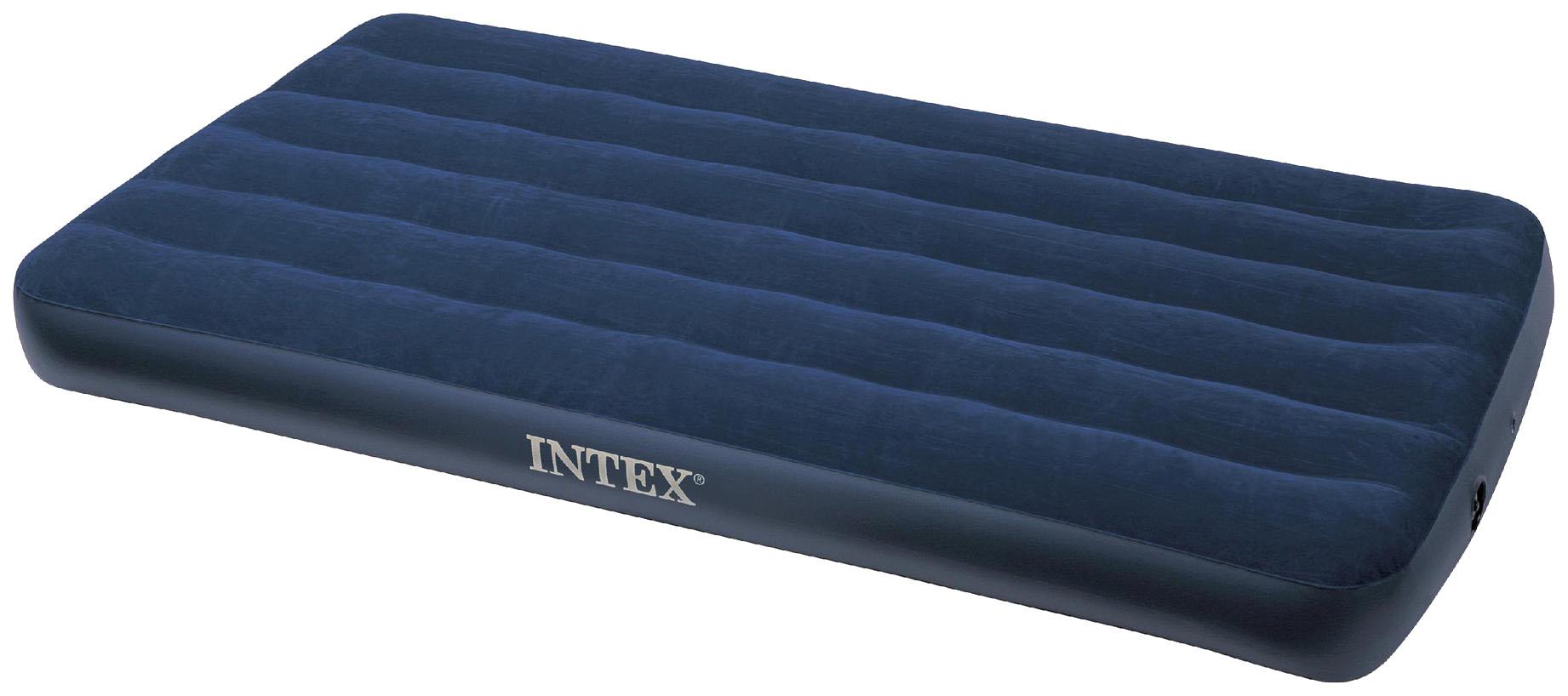 Матрас надувной Intex 68757 Синий