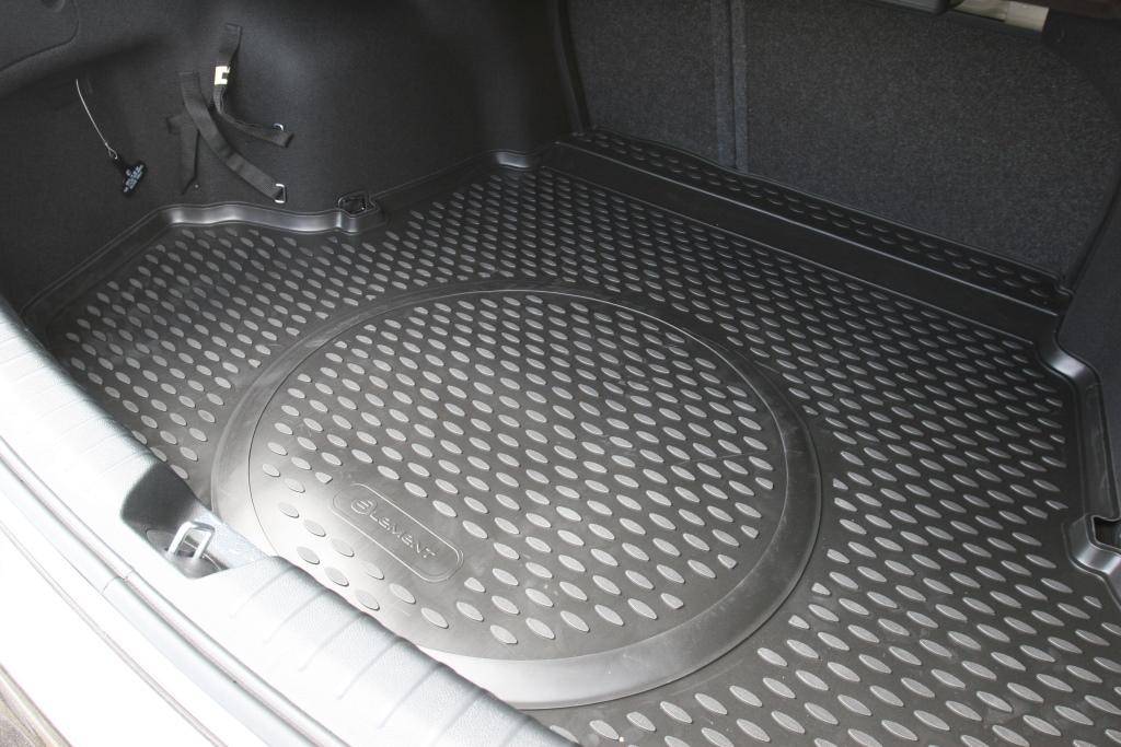 Коврик в багажник Element для KIA Optima, 2016, полиуретан