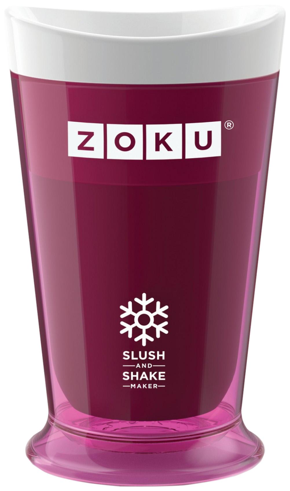 Форма для холодных десертов Zoku Slush #and# Shake Maker Фиолетовый