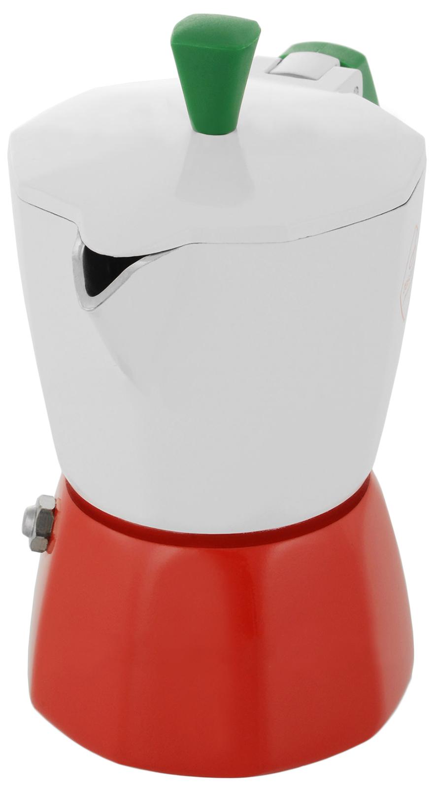 Кофеварка гейзерная tescoma PALOMA Tricolore