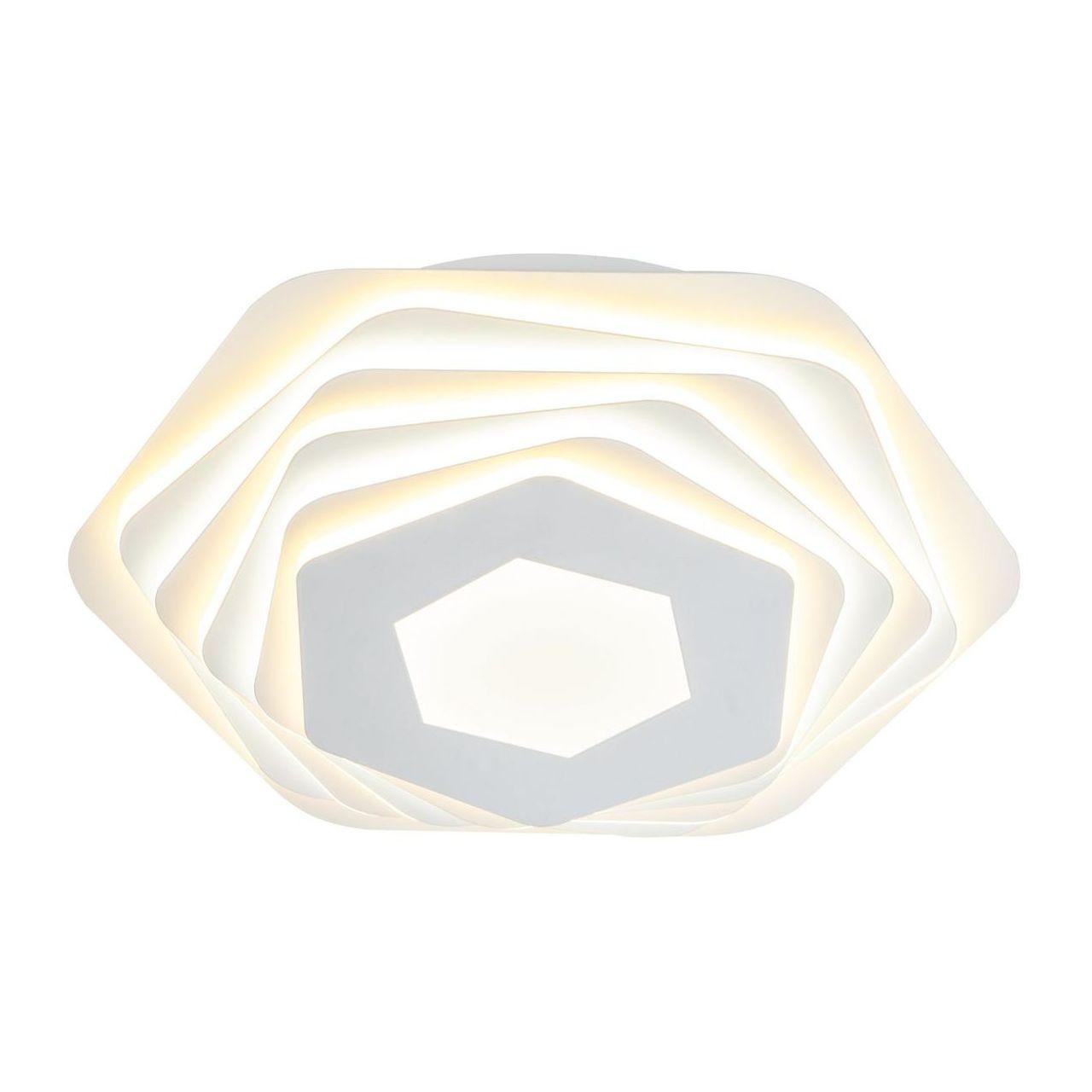 Потолочный светодиодный светильник Freya Severus FR6006CL-L54W фото