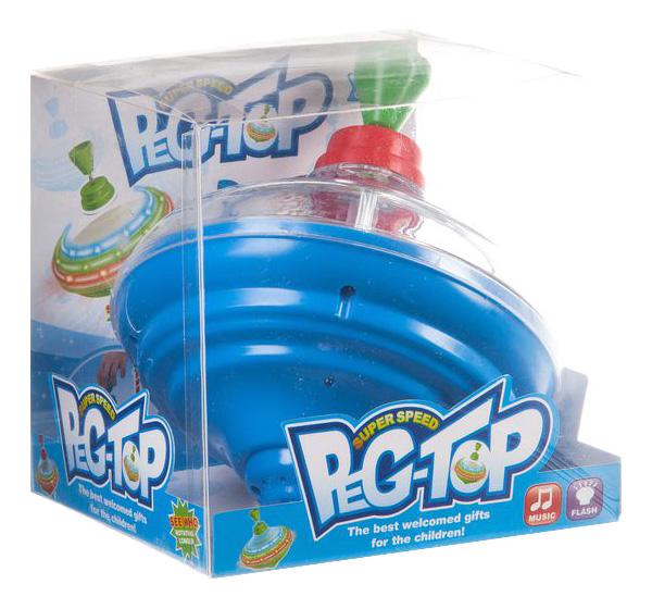 Купить Юла Shantou Gepai Peg-Top CQS788-13, Развивающие игрушки