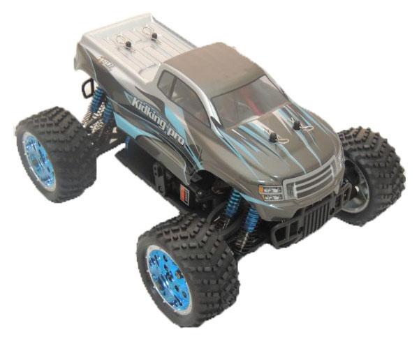Купить Радиоуправляемая машинка HSP Electric Off-Road KidKing Pro 4WD Красный/Черный,
