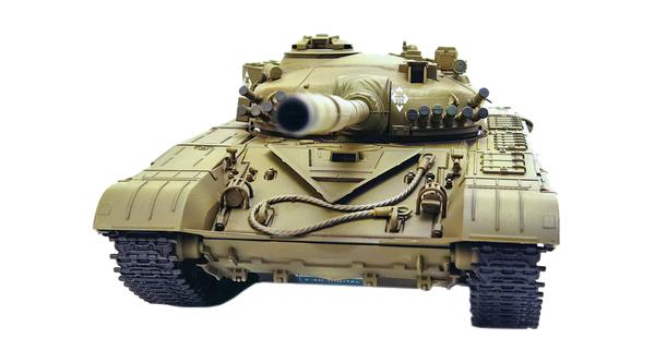 Радиоуправляемый танк VSTank T72M1 Airsoft A03102975 Green