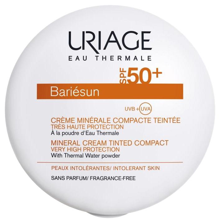 Пудра Uriage Bariesun SPF50+ минеральная