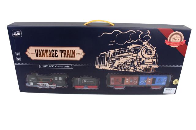 Железная дорога на батарейках, JB400854