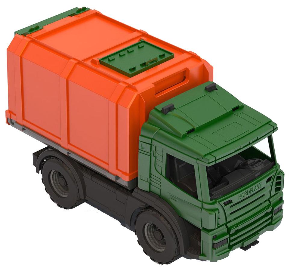 Нордпласт фургон спецтехника Нордпласт Р48863 фото