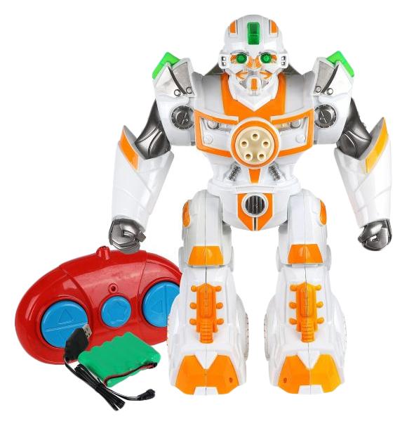 Радиоуправляемый робот Наша игрушка 1708
