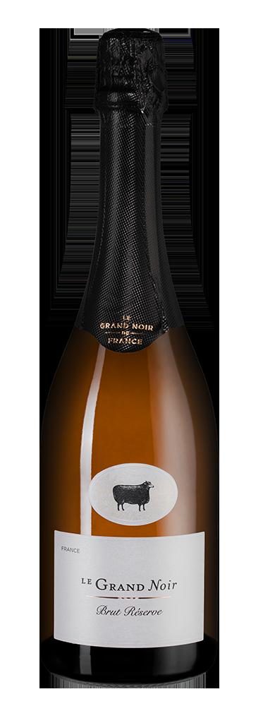 Игристое вино Le Grand Noir Brut Reserve Les Celliers Jean d\'Alibert