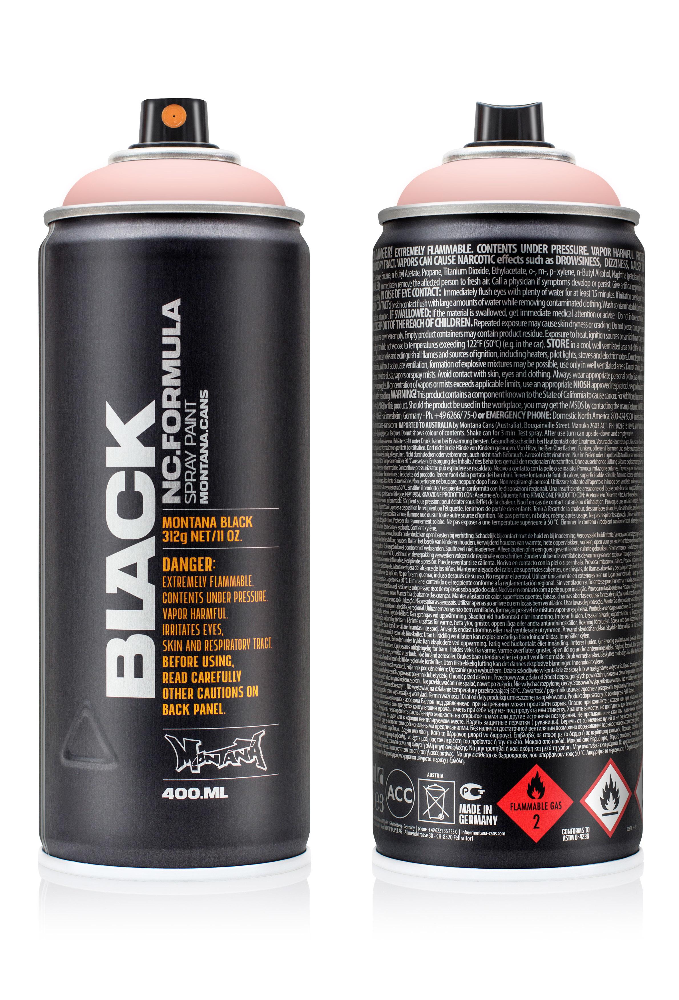 Аэрозольная краска Montana Black Cocktail 400 мл