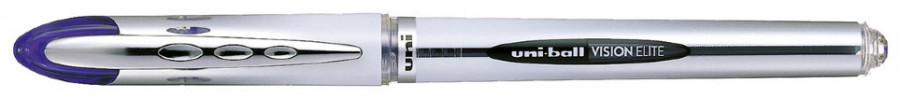 Ручка роллер Uni-Ball Vision Elite UB-200 (08). Линия письма: 0,6 мм. Цвет чернил: синий.