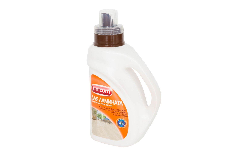 Универсальное чистящее средство для мытья полов Unicum для ламината 1 л