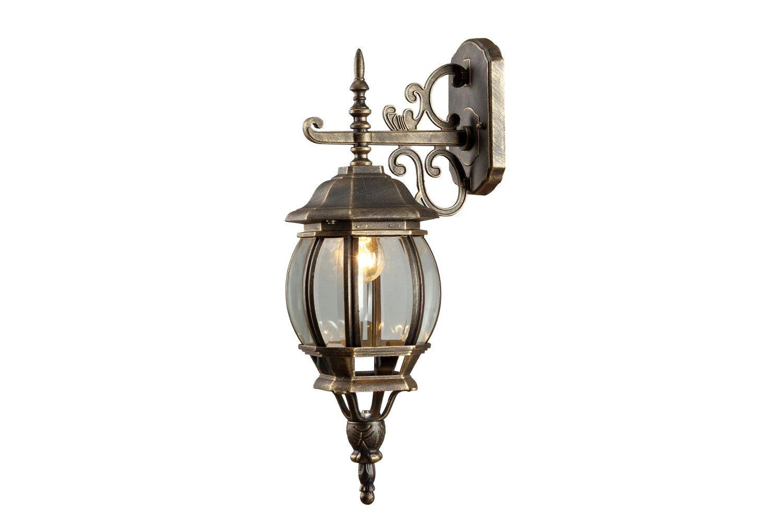 Настенный светильник Arte Lamp Atlanta brown A1042AL-1BN