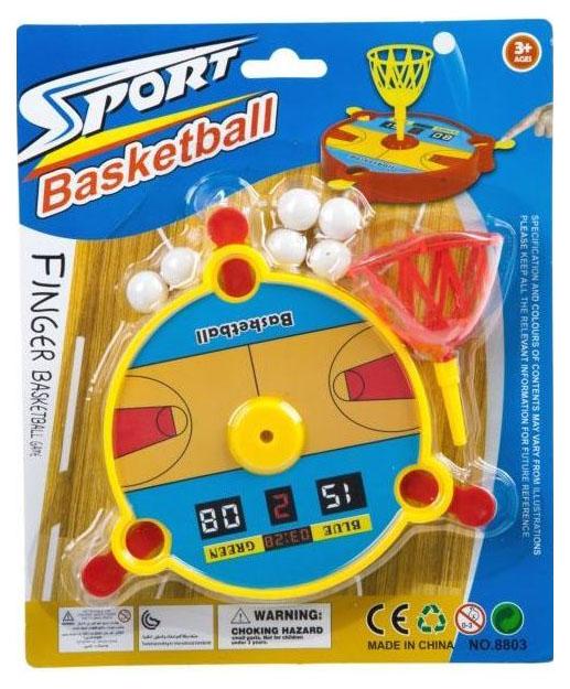 Настольная игра Shenzhen Toys Пальцевый баскетбол
