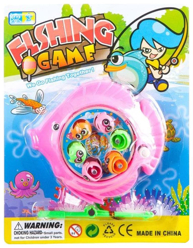 Купить Развивающая игрушка Наша Игрушка Fishing Game 382 в ассортименте, Наша игрушка, Интерактивные развивающие игрушки