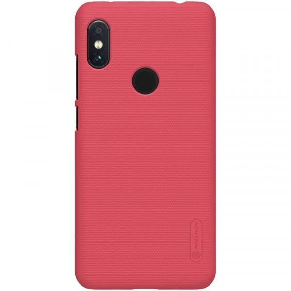 Чехол Nillkin Matte для Xiaomi Redmi Note 6 Pro Red