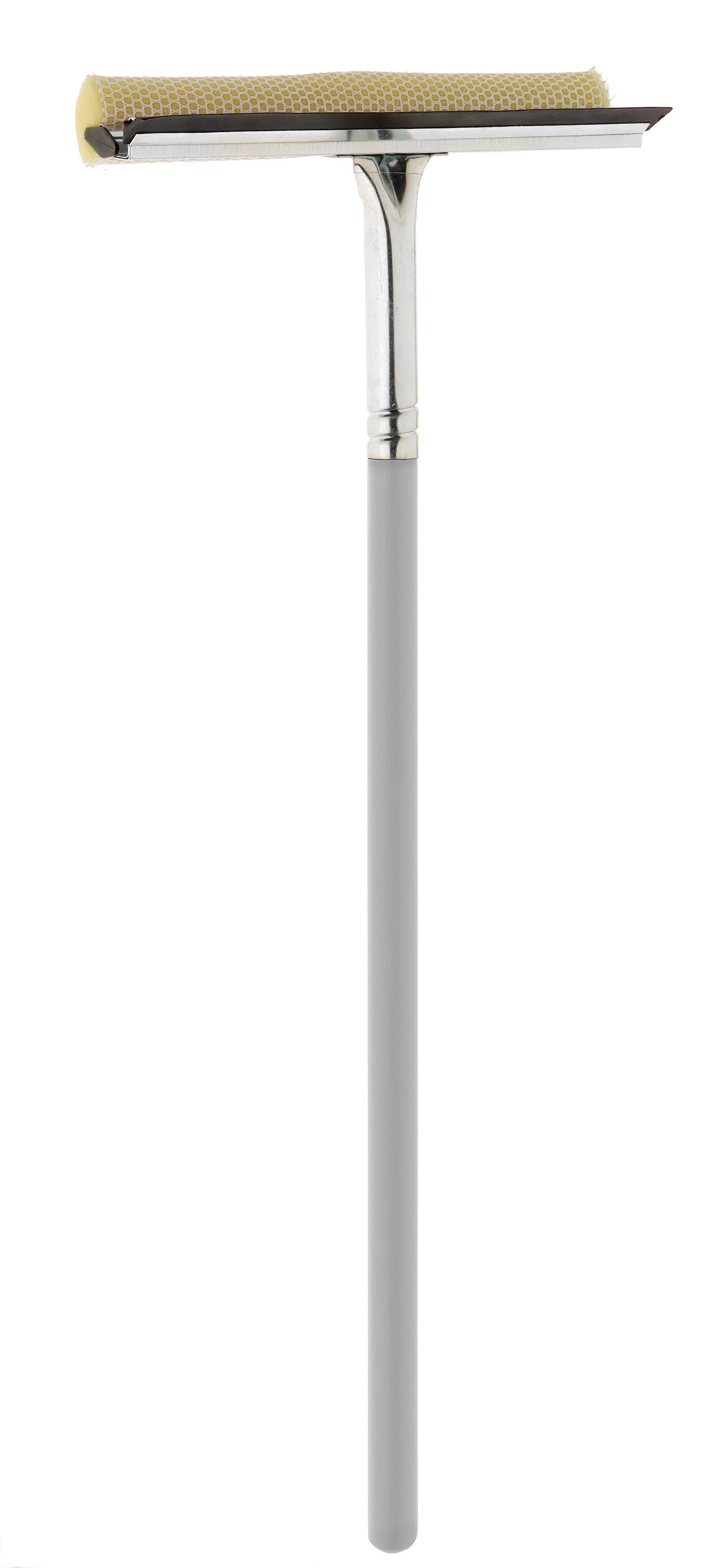 Стекломой Mosquito 25 см, ручка 60см, Apex,