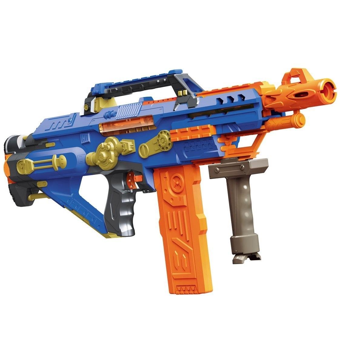 Автомат Zecong Toys с мягкими пулями 7003/7052