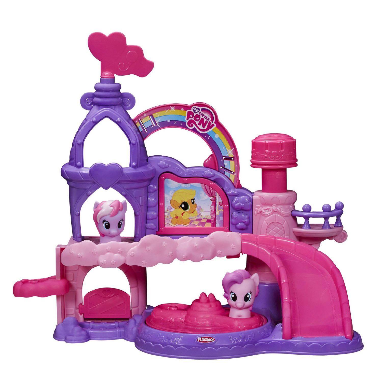 Купить Игровой набор Hasbro Музыкальный замок Пони My little pony,