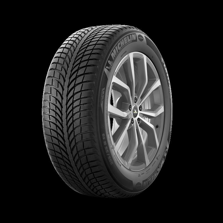 Шины Michelin Latitude Alpin 2 295/35