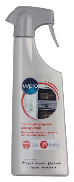 Чистящее средство Wpro для духовых шкафов 0.5 л