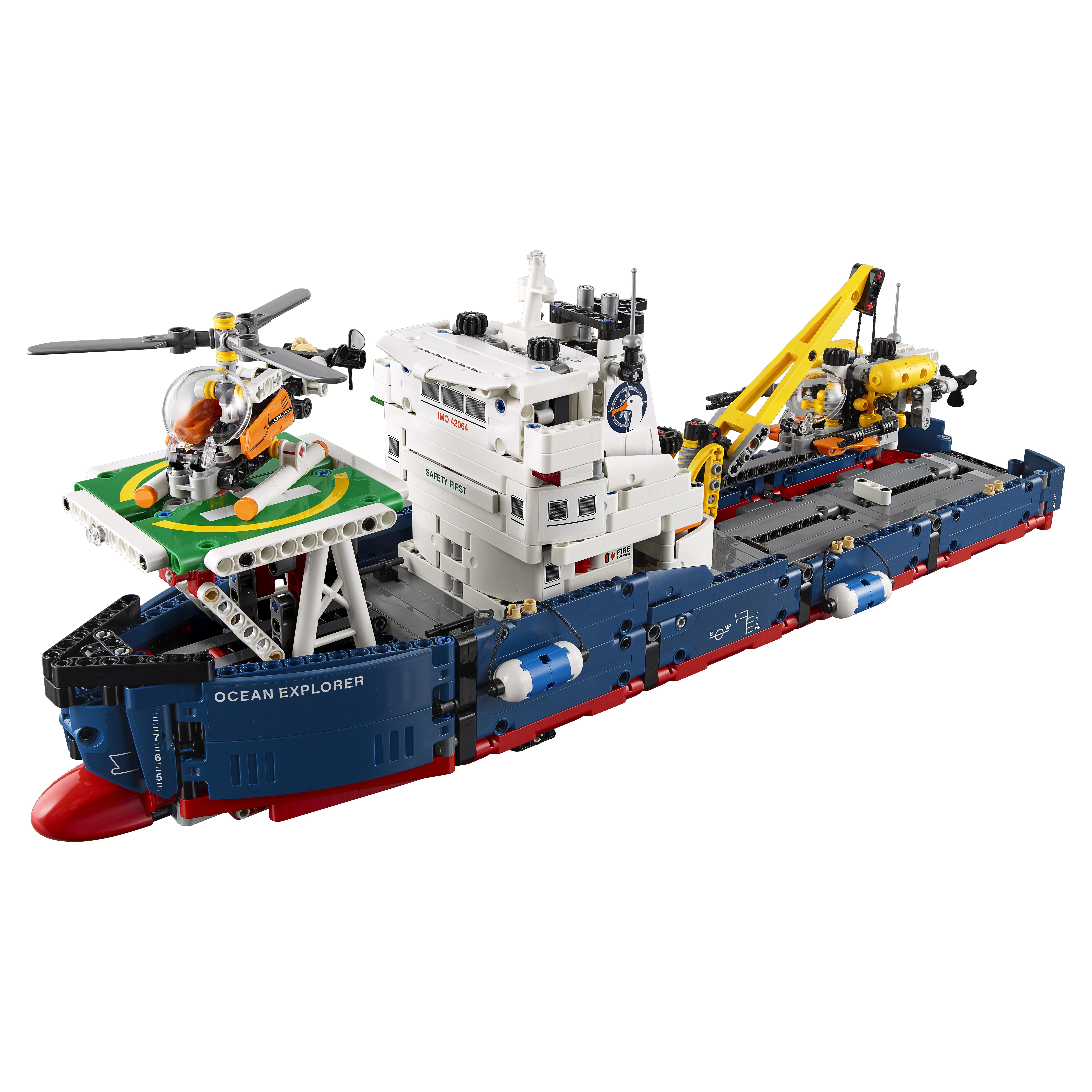Купить Конструктор LEGO Technic Исследователь океана (42064)