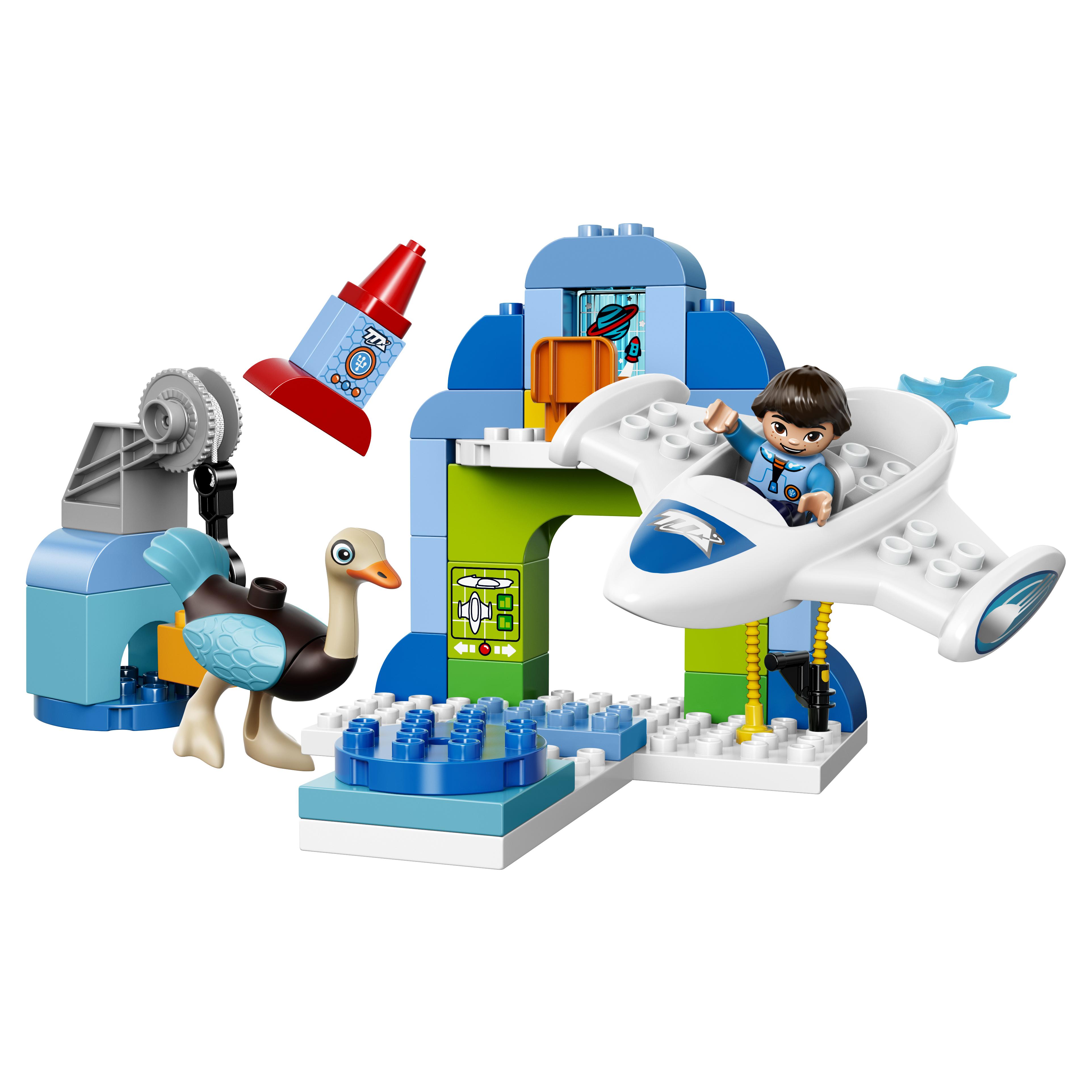 Купить Конструктор lego duplo miles стеллосфера майлза (10826), Конструктор LEGO Duplo Miles Стеллосфера Майлза (10826)