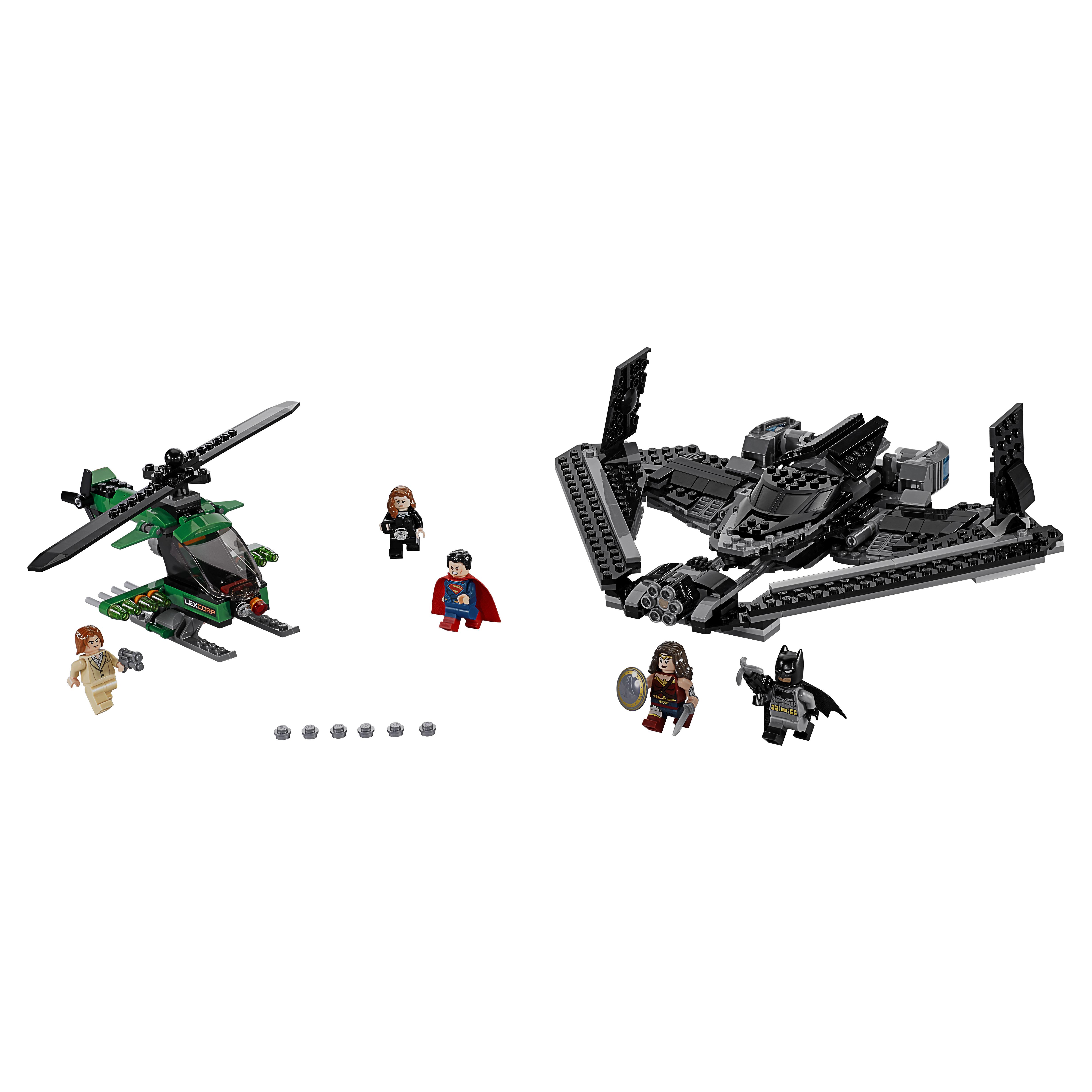Конструктор LEGO Super Heroes Поединок в небе