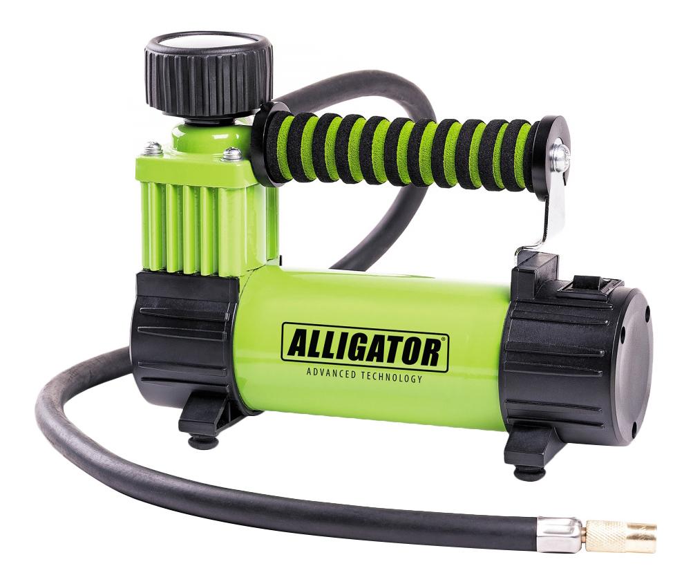 Компрессор автомобильный Alligator AL-300Z 26л/мин