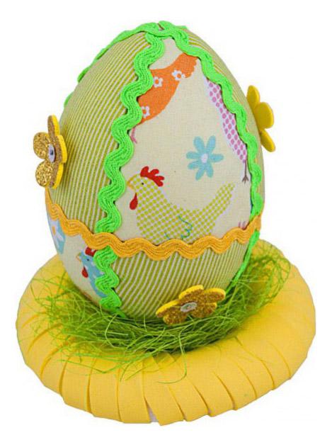 Купить Набор для творчества Кинусайга 3D Декоративное яйцо, Поделка Волшебная мастерская Набор для творчества Кинусайга 3D Декоративное яйцо ЯЦК-02, Волшебная Мастерская, Рукоделие