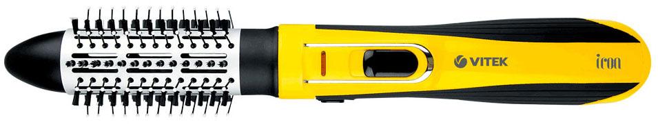 Фен щетка VITEK VT 2509 Yellow/Black