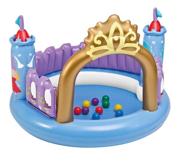 Бассейн надувной Intex Волшебный Замок