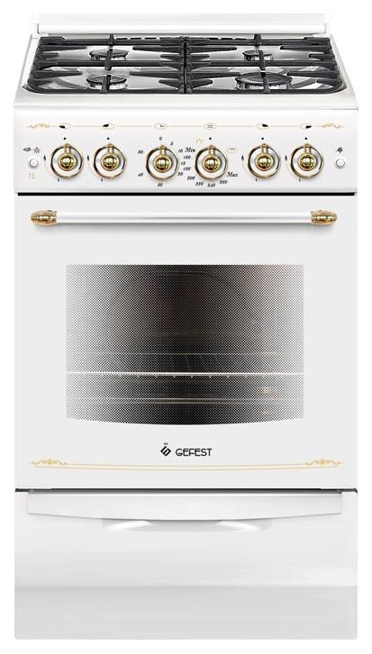 Газовая плита GEFEST ПГ 5100-02 0081 White