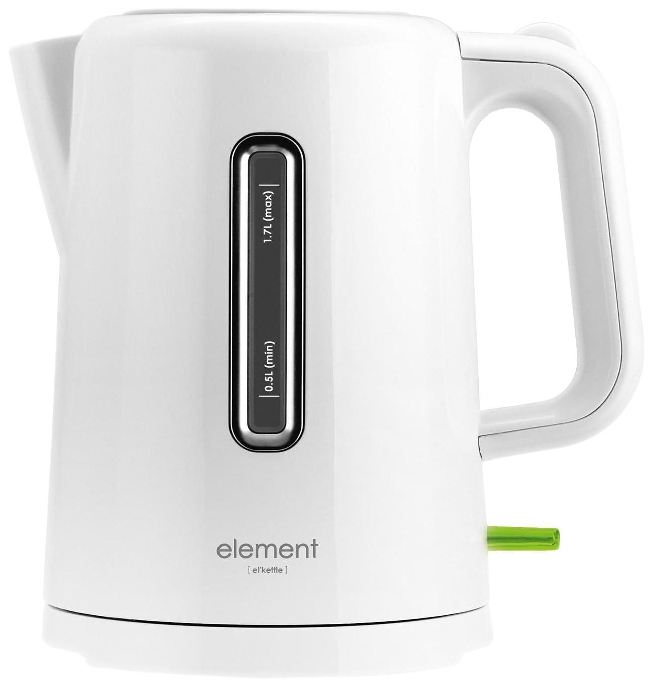 Чайник электрический Element El'Kettle WF01PW White